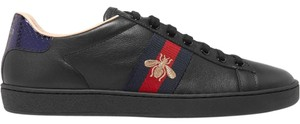 Gucci White Ace Ace Sneaker Sneaker black Athletic