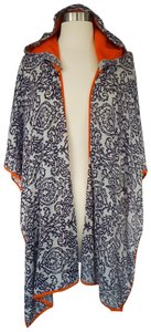 Knit Wit Hooded Cashmere Cape
