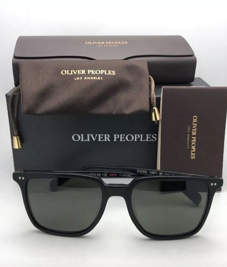 Oliver Peoples Polarized OLIVER PEOPLES Sunglasses OV 5316SU 1465P1 OPLL SUN Black Image 1