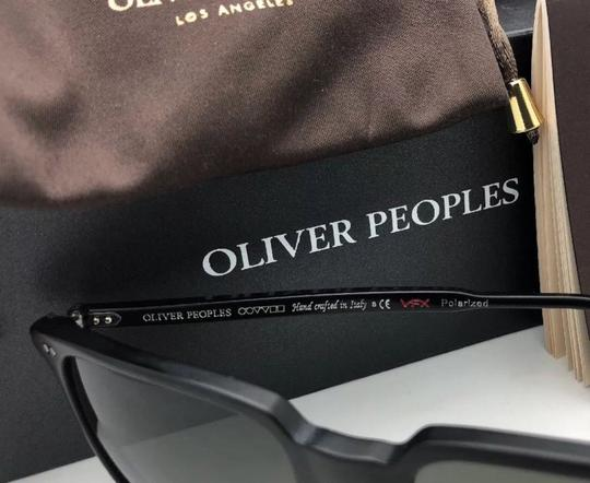 Oliver Peoples Polarized OLIVER PEOPLES Sunglasses OV 5316SU 1465P1 OPLL SUN Black Image 10