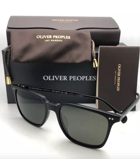 Oliver Peoples Polarized OLIVER PEOPLES Sunglasses OV 5316SU 1465P1 OPLL SUN Black Image 11