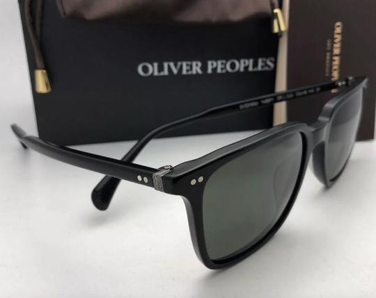 Oliver Peoples Polarized OLIVER PEOPLES Sunglasses OV 5316SU 1465P1 OPLL SUN Black Image 2