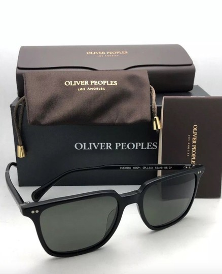 Oliver Peoples Polarized OLIVER PEOPLES Sunglasses OV 5316SU 1465P1 OPLL SUN Black Image 3