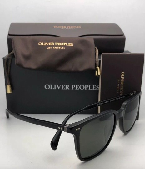 Oliver Peoples Polarized OLIVER PEOPLES Sunglasses OV 5316SU 1465P1 OPLL SUN Black Image 4