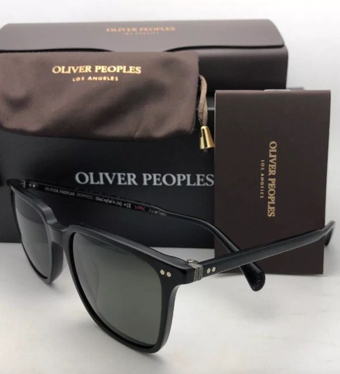 Oliver Peoples Polarized OLIVER PEOPLES Sunglasses OV 5316SU 1465P1 OPLL SUN Black Image 6