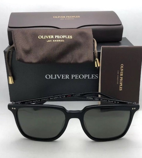 Oliver Peoples Polarized OLIVER PEOPLES Sunglasses OV 5316SU 1465P1 OPLL SUN Black Image 7