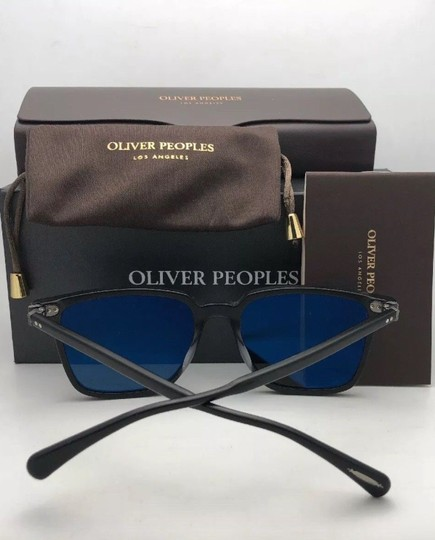Oliver Peoples Polarized OLIVER PEOPLES Sunglasses OV 5316SU 1465P1 OPLL SUN Black Image 9