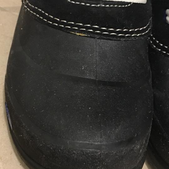 The North Face Black & white / Cobalt blue Boots Image 3