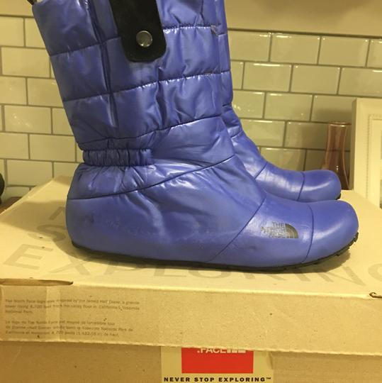 The North Face Black & white / Cobalt blue Boots Image 7