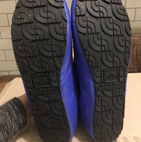The North Face Black & white / Cobalt blue Boots Image 9