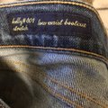 Citizens of Humanity Blue Distressed Kelly #001 Stretch Low Boot Cut Jeans Size 8 (M, 29, 30) Citizens of Humanity Blue Distressed Kelly #001 Stretch Low Boot Cut Jeans Size 8 (M, 29, 30) Image 6