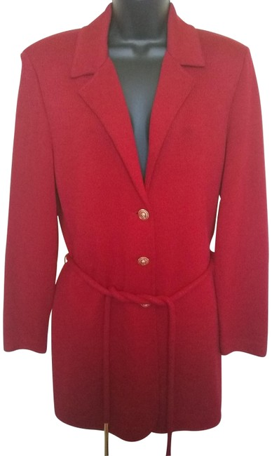 Item - Red Collection Blazer Size 6 (S)