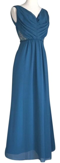 Preload https://img-static.tradesy.com/item/24210066/hayley-paige-teal-gown-long-formal-dress-size-2-xs-0-1-650-650.jpg