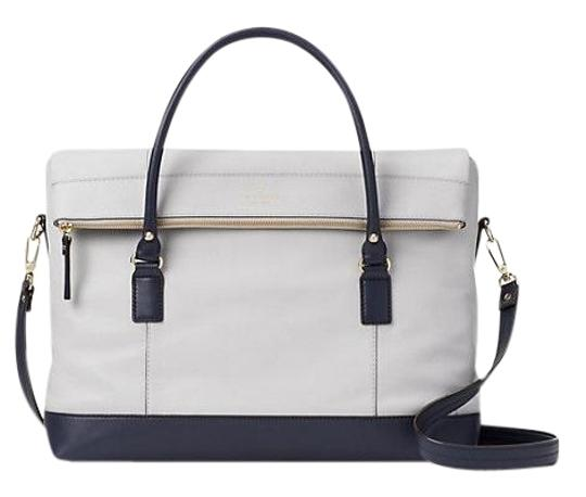 Preload https://img-static.tradesy.com/item/24210086/kate-spade-fremont-place-carmen-handbag-overnighter-jet-black-leather-weekendtravel-bag-0-1-540-540.jpg