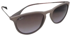 Ray-Ban New RAY-BAN Sunglasses RB 4171 ERIKA 6000/68 54-18 Sand Beige Rubber