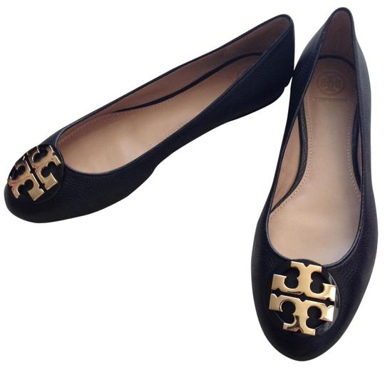 Preload https://img-static.tradesy.com/item/24210173/tory-burch-black-claire-ballet-tumbled-leather-flats-size-us-85-regular-m-b-0-1-540-540.jpg
