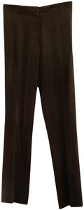 Ann Demeulemeester Wool Blend Dress Trouser Pants gray