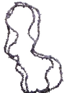Two genuine Amethyst Necklaces