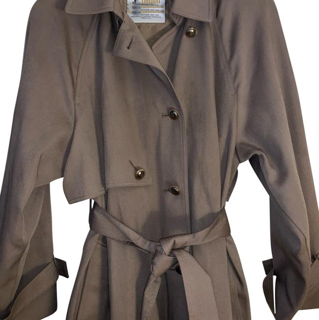 London Fog Trench Coat Image 0
