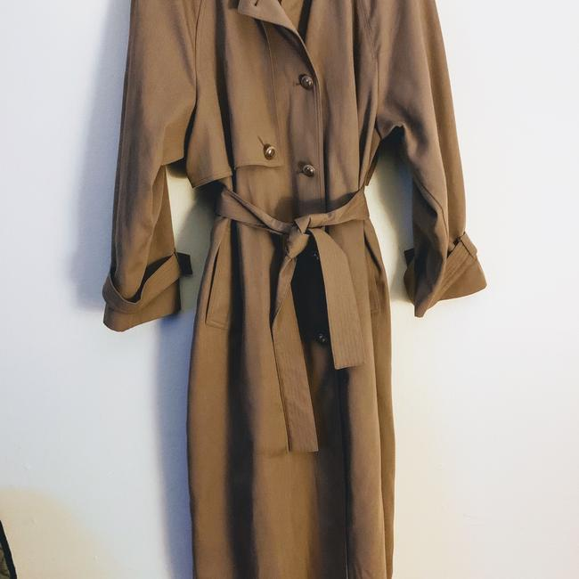 London Fog Trench Coat Image 1