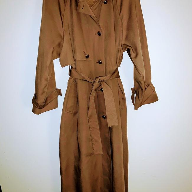 London Fog Trench Coat Image 10