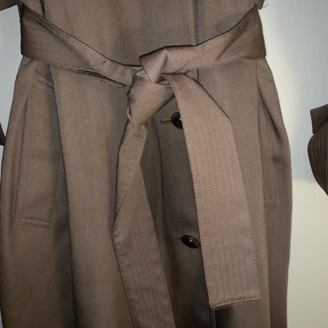 London Fog Trench Coat Image 8
