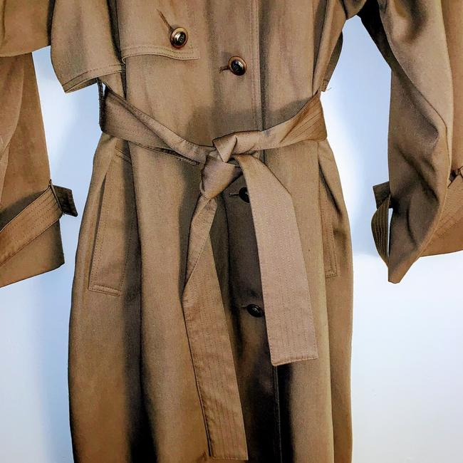 London Fog Trench Coat Image 9