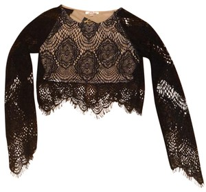 Luxxel Top Black