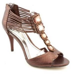 Style & Co bronze Sandals