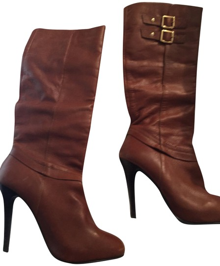 Steve Madden Stylish Leather Classic Brown/Tan Boots