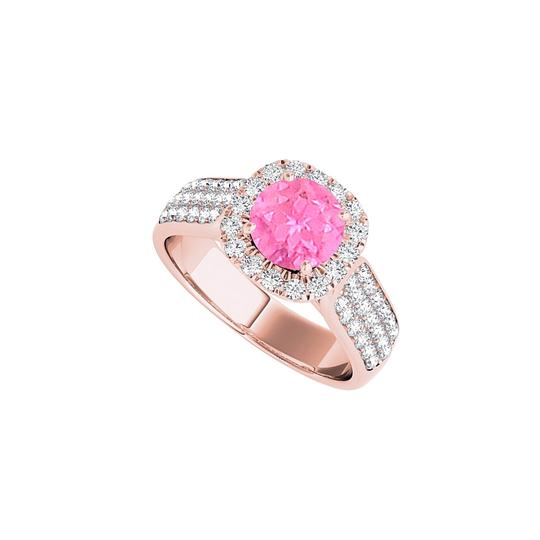 Preload https://img-static.tradesy.com/item/24211946/white-round-pink-sapphire-with-cz-rows-rose-gold-vermeil-ring-0-0-540-540.jpg