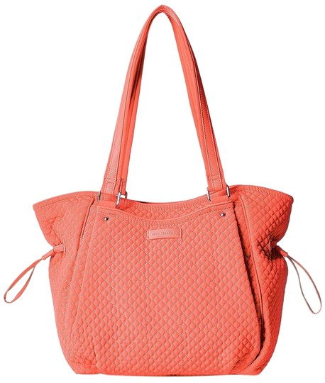 Preload https://img-static.tradesy.com/item/24212071/vera-bradley-iconic-glenna-satchel-in-reef-coral-microfiber-shoulder-bag-0-1-540-540.jpg