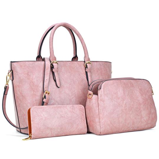 Preload https://img-static.tradesy.com/item/24212359/large-matching-messenger-and-wallet-dark-blush-faux-leather-tote-0-0-540-540.jpg