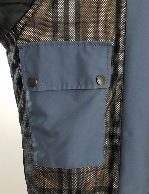 Burberry Ships In 24 Hours Car Check Trench Coat Image 10