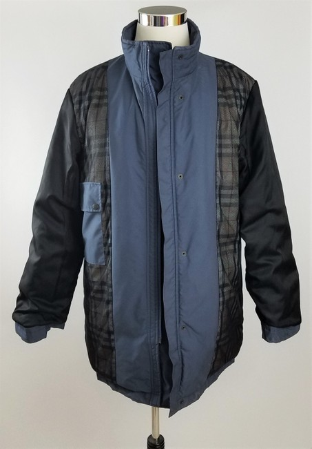 Burberry Ships In 24 Hours Car Check Trench Coat Image 11