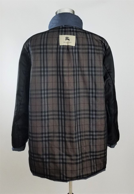 Burberry Ships In 24 Hours Car Check Trench Coat Image 2