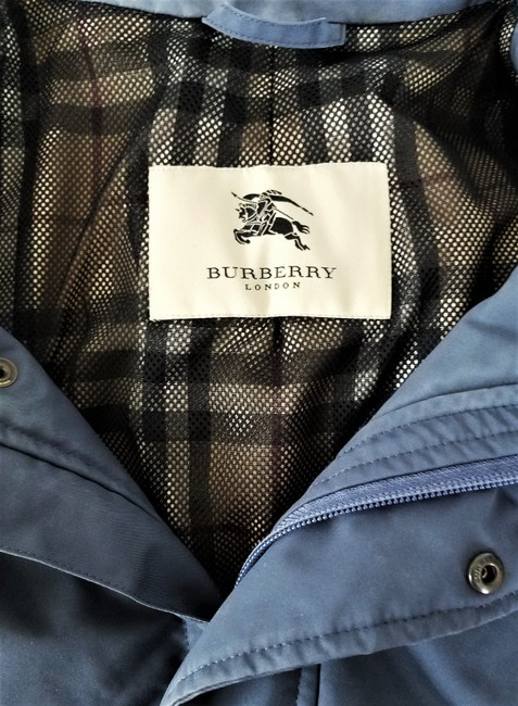 Burberry Ships In 24 Hours Car Check Trench Coat Image 4
