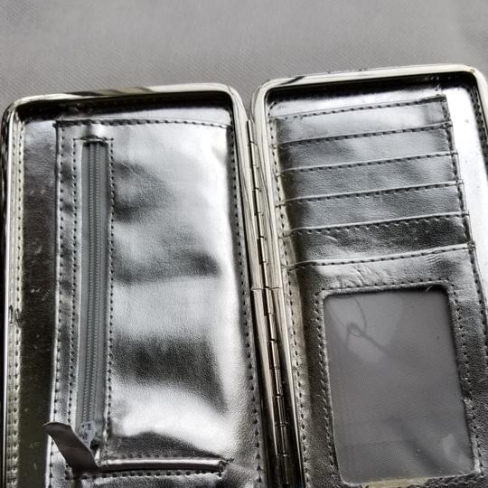 Urban Outfitters Snakeskin snap closure wallet Image 2