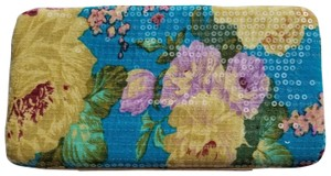 Urban Outfitters Urban Outfitters flower sequin wallet