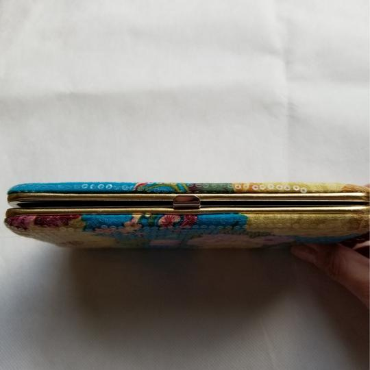 Urban Outfitters Urban Outfitters flower sequin wallet Image 2