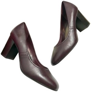 Easy Spirit Brown Pumps
