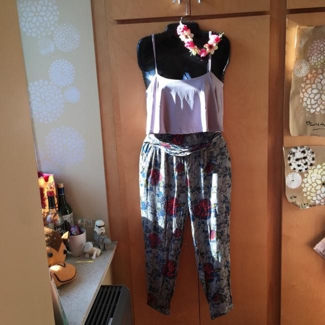 Free People Relaxed Pants grey Image 1