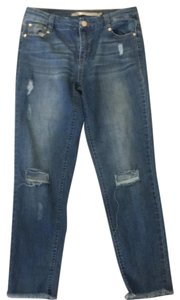 Tractr Jeans Straight Leg Jeans