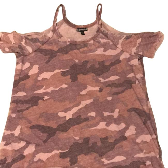 Preload https://img-static.tradesy.com/item/24213251/express-pink-camo-shoulder-cut-out-tee-shirt-size-4-s-0-1-650-650.jpg