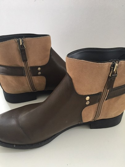 Rosegold Shoes Brown and tan Boots Image 1