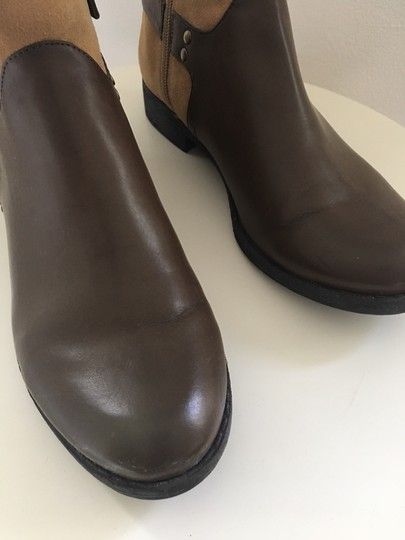 Rosegold Shoes Brown and tan Boots Image 2