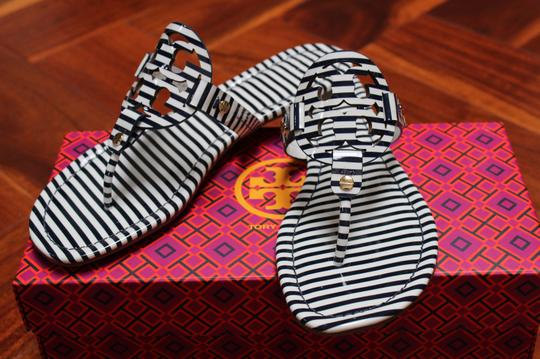 Tory Burch navy Sandals Image 3