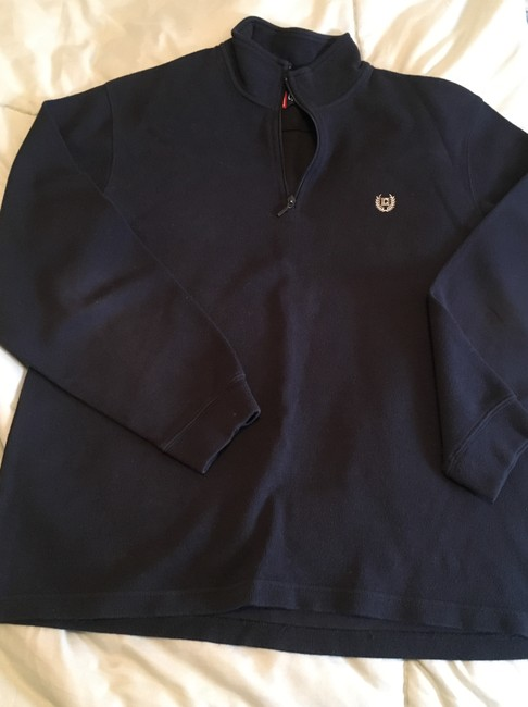 Chaps Ralph Lauren Zippered Sweater Image 1