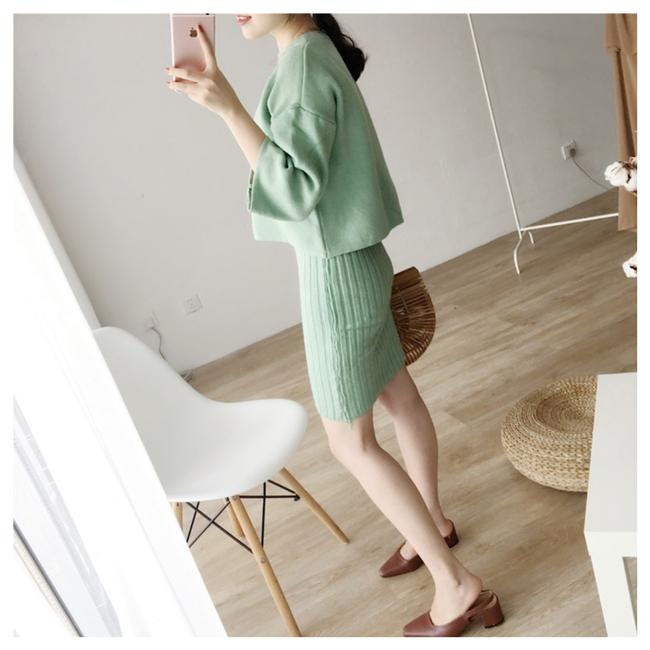 ME-Boutiques Private Label Collection short dress green on Tradesy Image 9