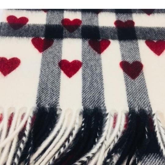 Burberry Classic Check Cashmere Scarf Image 4